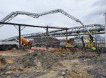 Betonowanie pali fundamentowych