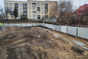 Gotowy mur oporowy